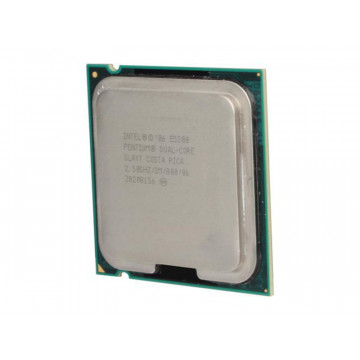 Procesor Intel Pentium Dual Core E5200, 2.5Ghz, 2Mb Cache, LGA775 Socket Componente Calculator