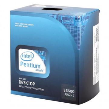 Procesor Intel Pentium Dual Core E6600, 3.06Ghz, 2Mb Cache, LGA 775, 1066Mhz FSB