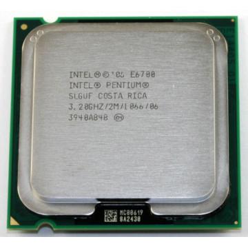 Procesor Intel Pentium Dual Core E6700, 3.2Ghz, 2Mb Cache, 1066 MHz FSB Componente Calculator