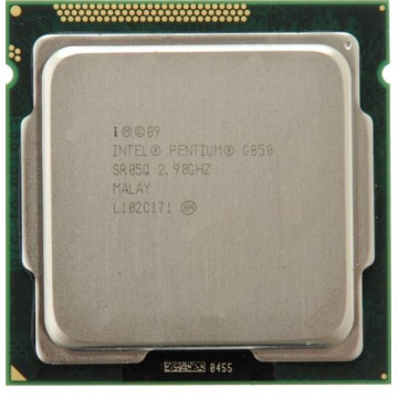 Procesor Intel Pentium Dual Core G850 2.90 GHz, 3M Cache, Socket FCLGA1155 Componente Calculator