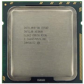 Procesor Intel Xeon E5507 2.26 GHz, 4M Cache, FCLGA1366 Componente Server