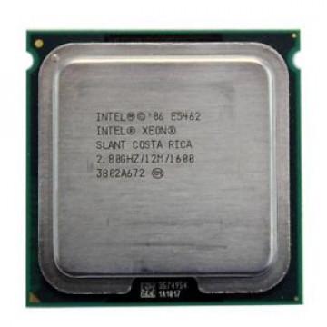 Procesor Intel Xeon Quad E5462, 12M Cache, 2.80 GHz, 1600 MHz FSB