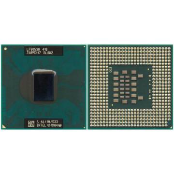 Procesor Laptop Intel Celeron M410, 1.46 GHz, 1 MB Cache, 533MHz FSB