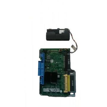 Raid Dell Perc 6/i SAS, PCI-E x8 cu baterie, suport baterie si suport metalic Componente Server