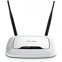 Router wireless N 300Mbps TP-LINK TL-WR841N, Cutie si firmware in limba romana!