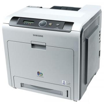 Samsung CLP-670ND, Laser Color, 24 ppm, Duplex, Retea, USB Imprimante Second Hand