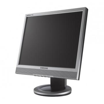 Samsung SyncMaster 713BM, 17 inch LCD, DVI, VGA, 8ms, 1280 x 1024, 16.2 milioane culori Monitoare Second Hand