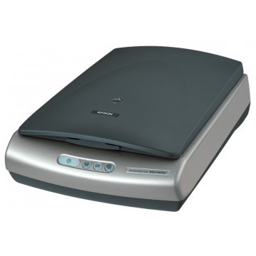 Scanner Epson Perfection 1660 Photo, Flatbed, Color Matrix CCD, 12800 x 12800 dpi Imprimante Second Hand