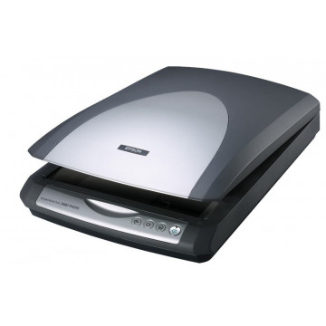 Scanner FlatBed Epson Perfection 2480 Photo, Matrix CCD, A4, USB 2.0 Imprimante Second Hand