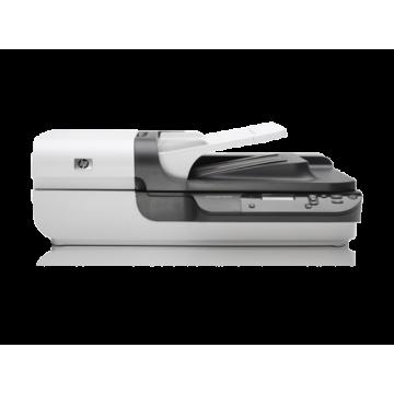 Scanner HP Scanjet N6310, ADF, USB, 2400 x 2400 DPI Imprimante Second Hand