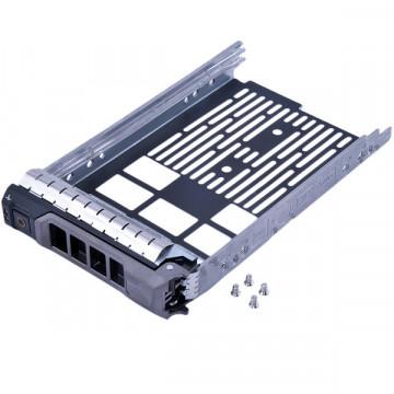 Sertare Hard Disk DELL 0F238F, 3.5 inch, compatibile cu servere Dell Poweredge R610, R710, T610, T710