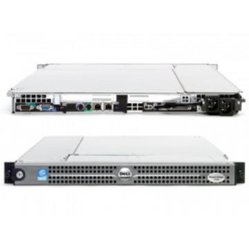 Server Dell PowerEdge 1750, 2x  Xeon 2.8Ghz, 4Gb, 2 x 73Gb, PERC 4/DI, 128MB Servere second hand