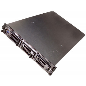 Server Dell PowerEdge 2850, 1x Intel Xeon 3.2Ghz, 4Gb, 4 x 36Gb SCSI, RAID 256Mb, DVD-ROM Servere second hand