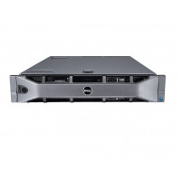 Server Dell PowerEdge R710, 2 x Intel Xeon Hexa Core L5640 2.26GHz-2.80GHz, 96GB DDR3 ECC, 2x1TB SATA + 2x 2TB SATA-3.5 inch, Raid Perc 6/i, Idrac 6 Express, 2 surse redundante