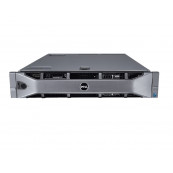 Server Dell PowerEdge R710, 2x Intel Xeon Quad Core E5520, 2.26GHz - 2.53GHz, 24GB DDR3 ECC, 2x 1TB SATA-3,5 inch, Raid Perc 6/i, Idrac 6 Express, 2 surse redundante, Second Hand Intel Xeon Quad Core