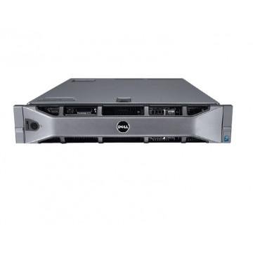 Server Dell PowerEdge R710, 2x Intel Xeon Quad Core E5620 , 2.4GHz - 2.66GHz, 72Gb DDR3 ECC, 2x 450GB SAS + 2x 600GB SAS, Raid Perc 6i , Idrac 6 Express, 2 surse redundante