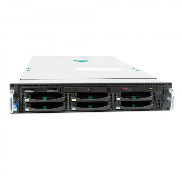 Server Fujitsu Siemens PRIMERGY RX300, Intel Xeon 2.8ghz, 2gb, 2x 36gb HDD Servere second hand