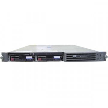 Server HP Compaq DL360, 2 x Intel Xeon 3.06Ghz, 4Gb, RAID, 2x 73Gb HDD Servere second hand