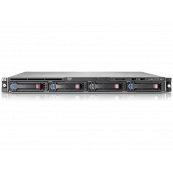 Server Hp ProLiant DL160 G6, 2x Intel Xeon E5620 Quad Core, 2.4Ghz, 16GB DDR3 ECC, 2 x 1TB SATA, OnBoard B110i SATA RAID, 1 x PSU, Second Hand Servere second hand