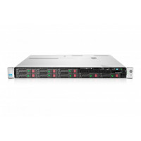 Server HP ProLiant DL360P G8, 1U, 2x Intel Octa Core Xeon E5-2670 2.60GHz-3.30GHz, 32GB DDR3 ECC Reg, 2x 900GB SAS/10k, Raid Controller HP SmartArray P420/1GB, iLO 4 Advanced, 2x Surse 460W HPE Ethernet 10Gb 2-port 530FLR-SFP+
