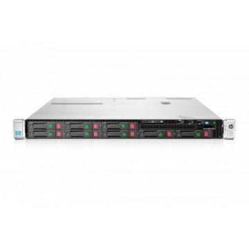 Server HP ProLiant DL360PG8, 2x Intel Octa Core Xeon E5-2660 2.20 GHz, 96GB DDR3 ECC, 2x 450GB SAS, Raid P420i-1GB FBWC, 2x Surse Redundante