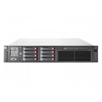 Server HP ProLiant DL380 G6, 1x Intel Xeon Quad Core E5520 2.26Ghz, 32Gb DDR3 ECC, 2x 146Gb SAS, DVD-ROM, RAID P410i, 1 x 750W HS Servere second hand