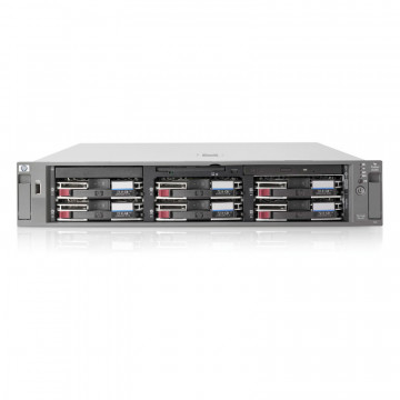 Server HP Proliant GL380 G3, Intel Xeon 3.2ghz, 2x73gb HDD, 4gb RAM,5i SMART ARRAY 64MB Servere second hand