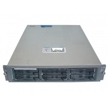 Server Rack Compaq Proliant DL380 G2, 2 X Intel Xeon 400Mhz, 6x 36Gb SCSI, 2 GB RAM, CD-ROM, Smart Raid 5i Servere second hand