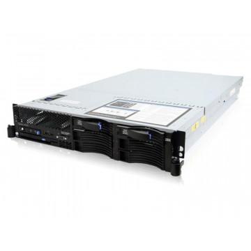 Server Stocare IBM X3650 M1, 2x Xeon Quad Core E5440 2.83Ghz, 8Gb DDR2 FBD Servere second hand