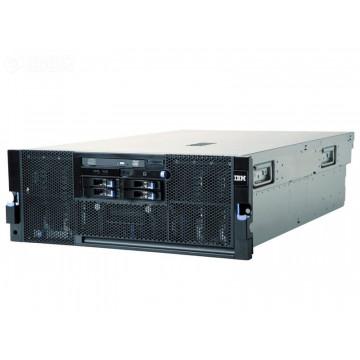 Server Stocare IBM X3850 M2, 4x Xeon Quad Core E7330, 2.4Ghz, 64Gb DDR2 ECC, 2x 300Gb SAS, raid Servere second hand