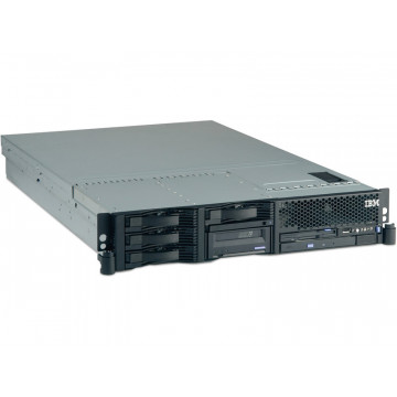 Server Stocare IBM xSeries 346 8840, 1x Intel Xeon 3.0Ghz, 2x 146Gb SCSI, 3Gb DDR2 ECC Servere second hand