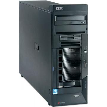 Server Tower IBM X226, Intel Xeon 3000Mhz, 2x 36 Gb SCSI, 1Gb DDR2, CD-ROM Servere second hand