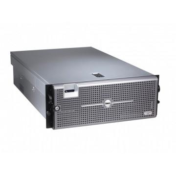 Server Virtualizare DELL PowerEdge R905, 4x AMD Opteron 8360SE 2.5Ghz, 128Gb DDR2 ECC, 2x 1Tb SAS + 2x 146Gb SAS, DVD-ROM Servere second hand