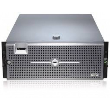 Server virtualizare DELL R900, 4x Intel Xeon X7350 2.93Ghz, 64Gb DDR2 ECC, 2x 400Gb SAS, DVD-ROM, Raid PERC 6I, 2x 1570W HS Servere second hand