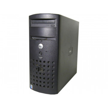 Servere Dell PowerEdge SC420, Intel Pentium 4 520J, 2.8Ghz, 1Gb DDR2, 160 Sata, CD-ROM Servere second hand