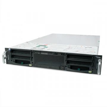 Servere Fujitsu RX300 S3, 2 x Xeon Dual Core 5130, 2.0Ghz, 2x 73Gb SAS, 4Gb, Combo Servere second hand