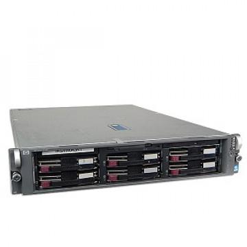 Servere HP Proliant DL 380 G4, 2x Intel Xeon 3.4Ghz, 4Gb, 6x 300Gb SCSI, DVD-ROM, RAID Smart i6 Servere second hand