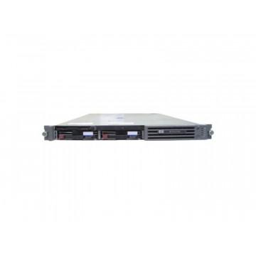 Servere SH HP Proliant DL 360 G3, 2x Intel Xeon 2.8Ghz, 2x 146Gb SCSI, 4Gb RAM, RAID, CD-ROM Servere second hand