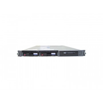 Servere Stocare HP Proliant DL360 G4, 2x Intel Xeon 3.4Ghz, 2x 300Gb SCSI, 2Gb RAM, CD-ROM, Smart 6i Servere second hand