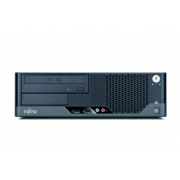 Sistem Desktop Fujitsu E5730, Core 2 Duo E7200, 2.53Ghz, 4Gb DDR2, 250Gb HDD, DVD-RW Calculatoare Second Hand