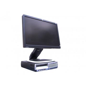 Sistem Desktop HP DC7600 USFF Pentium 4, 3.0GHz, 1Gb, 80Gb + Monitor LCD HP 22 inci