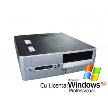 Sistem desktop, Hp DX5150, Athlon 64 3000+, 512Mb, 40GB, CD-ROM + Win Xp Pro Calculatoare Second Hand