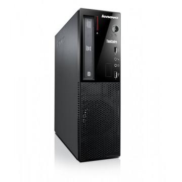 Sistem Desktop Lenovo M70e SFF, Pentium Dual Core E5700, 3.0GHz, 2Gb DDR3, 320Gb, DVD-RW Calculatoare Second Hand