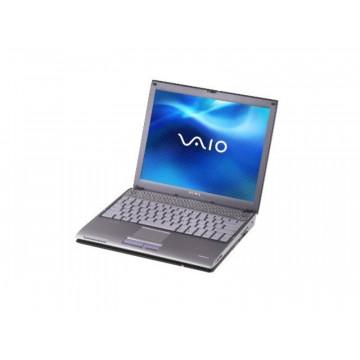 Sony Vaio PCG-V505DP, Pentium M 1.6Ghz, 512Mb, Combo, Fara Hard Disk, 12 inci LCD Laptopuri Second Hand
