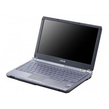 Sony VAIO VGN-TX3XP, Intel Core Solo ULV U1400, 1.2ghz, 1Gb RAM, 80Gb HDD, DVD-RW Laptopuri Second Hand