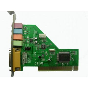 Sound blaster, chipset Creative ES1371 Componente Calculator