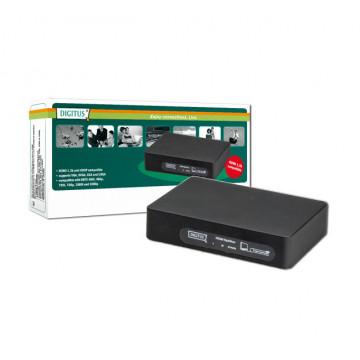 Splitter HDMI Digitus DS-41301, 1 intrare, 2 iesiri Retelistica