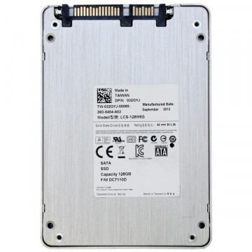 SSD Laptop, Lite-ON 128GB SATA 3, 2.5 inch Componente Laptop