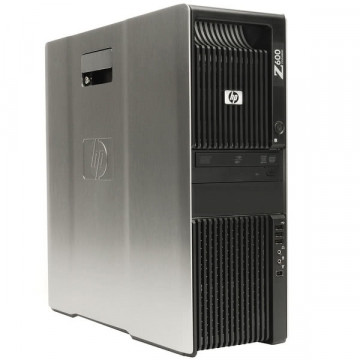 Statie Grafica HP Z600, Intel Xeon Six Core x5650, 2.66Ghz, 12Mb Cache, 8Gb DDR3 ECC, 1Tb HDD, DVD-RW, Quadro FX295 Calculatoare Second Hand