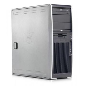 Statii Grafice HP XW6200, Intel Xeon 2.8Ghz, 1Gb DDR2 ECC, 80Gb SATA, DVD-ROM, Nvidia Quadro FX 3400 Calculatoare Second Hand